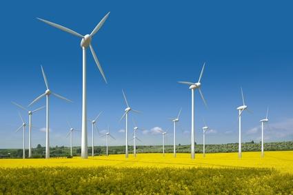 eoliennes - energie renouvelable